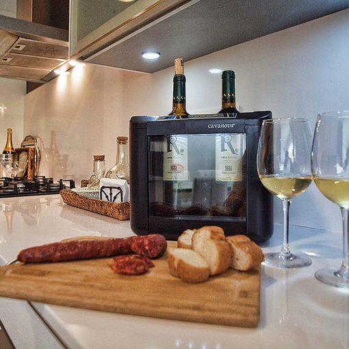 Enfriador de vino Cavanova