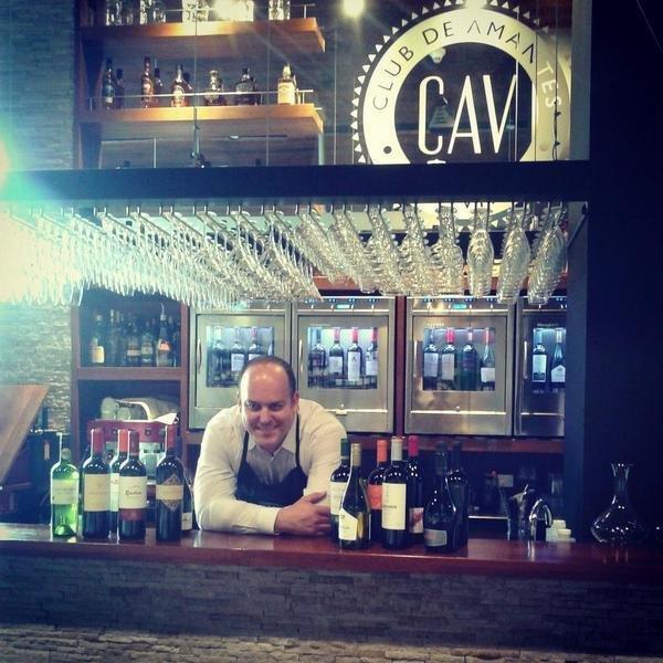 Wine Bar LA CAV 10