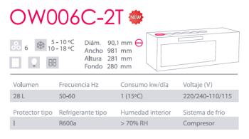 OW006C-2T FICHA WEB