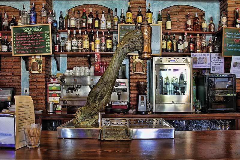 """Restaurante """"Casa Paco"""", Coin"""