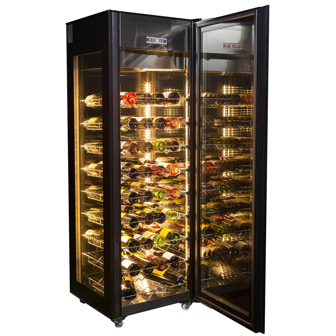 Cava de vino cv vt 400 cavanova - Cavas de vino para casa ...